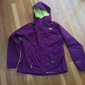 The North Face dry vent jacket. Women's XL.